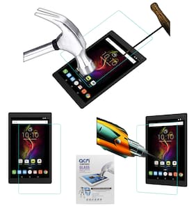 ACM Tempered Glass Screenguard for Alcatel Pop 4 10.1 Tablet Screen Guard