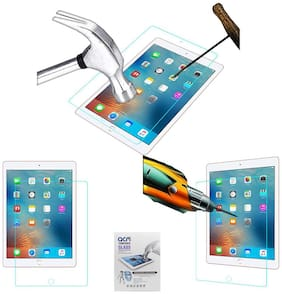Acm Tempered Glass Screenguard For Apple Ipad Air 1 & 2 Tablet Screen Guard Scratch Protector