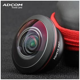 Adcom Fish eye & Zoom Lens