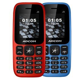 Adcom J3 (Blue & Red)