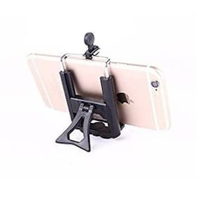 Aeoss   Camera Stand Clip Bracket Holder Tripod Monopod Mount Adapter for Mobile Phone with stand New Model