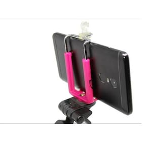 Aeoss   Camera Stand Clip Bracket Holder Tripod Monopod Mount Adapter for Mobile Phone