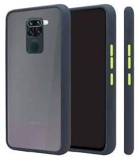 AFRODIVE Bumper Case For Redmi Note 9 Black
