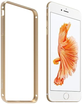 AirCase Metal Bumper Case For Apple iPhone 6s ( Gold )