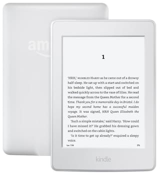 Buy All-New Kindle Paperwhite 3G + Wi-Fi (White, 7th