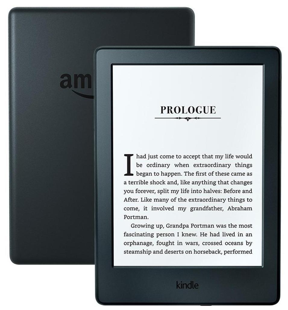 All-New Kindle E-reader Wi-Fi (Black)