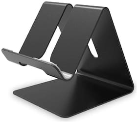 SS Enterprises Stainless Steel Wall Stand Mobile Holder