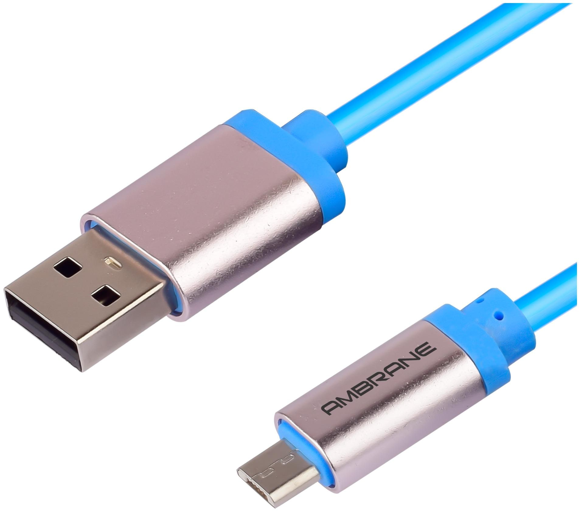 Ambrane ACM-1 1 m Micro USB Cable