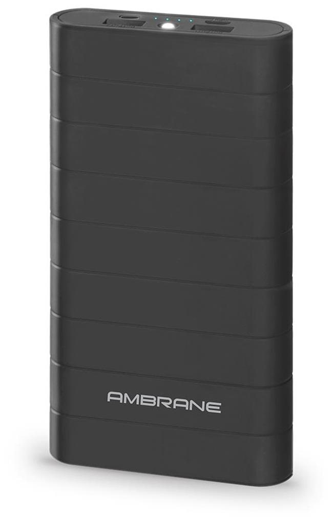 Ambrane Knock out K 8 26800 mAh Power Bank  Black