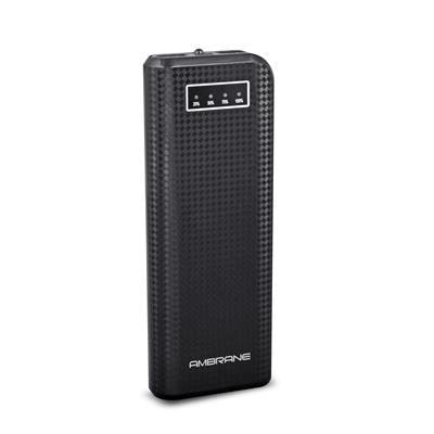 Ambrane P-1200 12000 mAh Power Bank (Black)