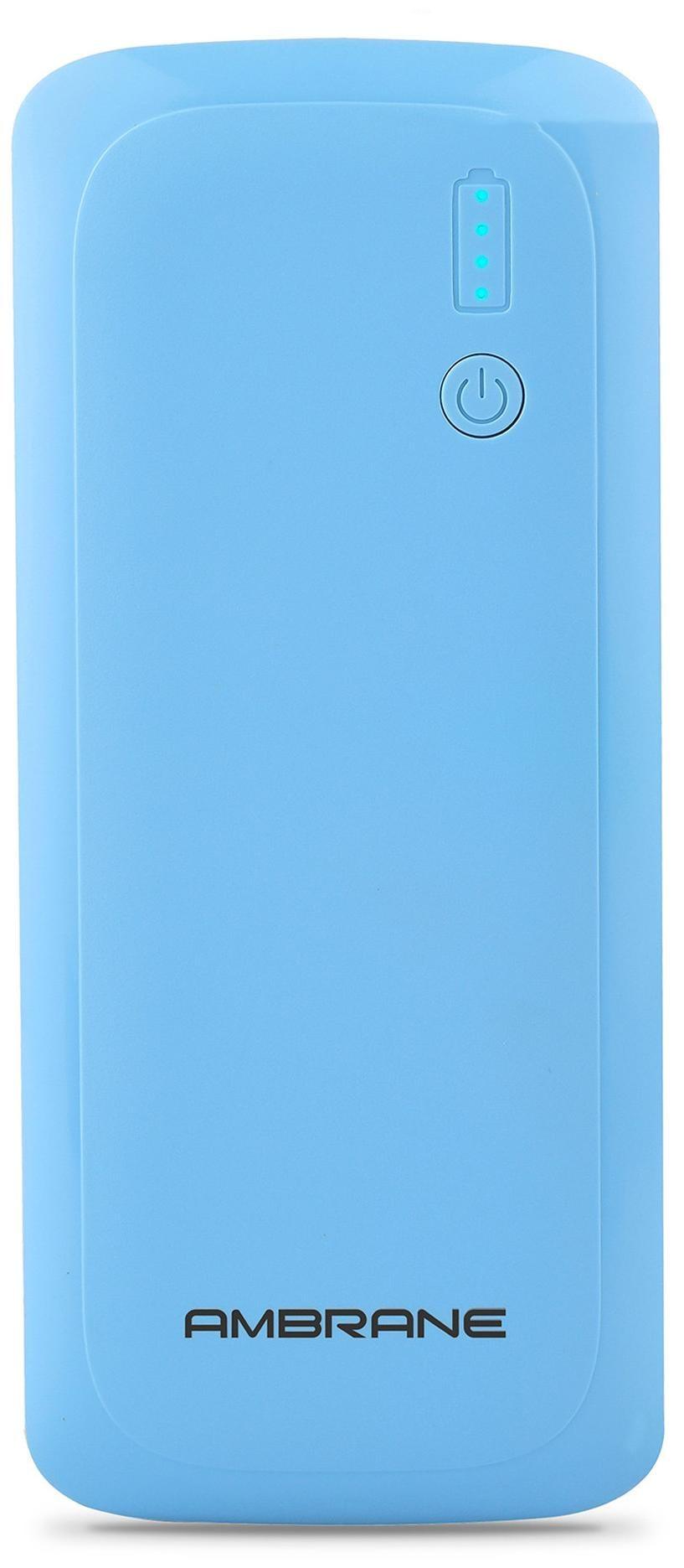 Ambrane P-1250 12500mAh Power Bank - Blue