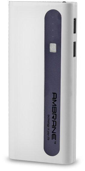 Ambrane P-1310 13000 mAh Power Bank (Purple)