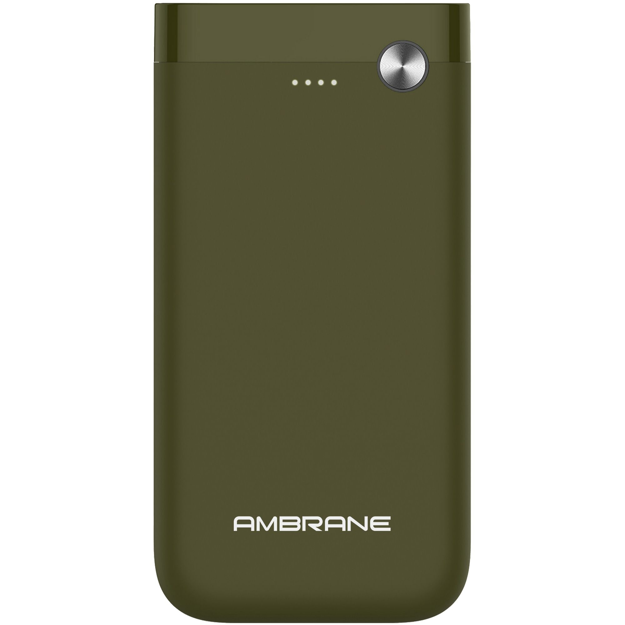 Ambrane PP-150 15000 mAh Portable Power Bank - Green