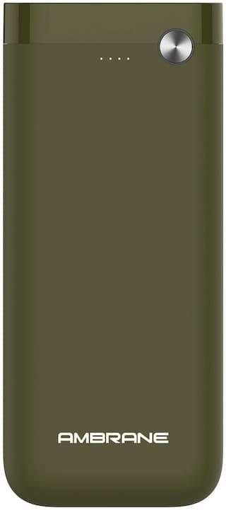 Ambrane PP-20 20000 mAh Power Bank - Green