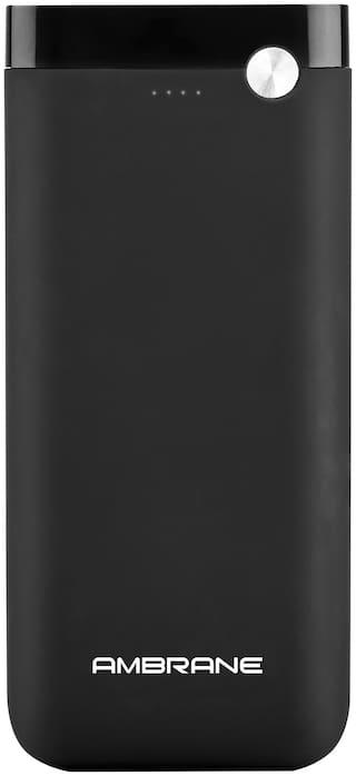 Ambrane PP-20 20000 mAh Power Bank - Black
