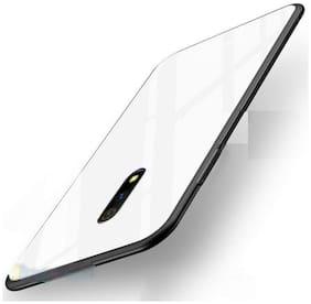 Realme X2 Pro Glass Back Cover By Americhome ( White )