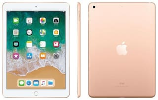 Apple iPad 9.7 24.64 cm (9.7 inch) Tablet ( 128 GB , Gold )