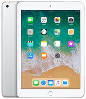 Apple Ipad (6th Gen) 32 GB 9.7 Inch with Wifi Only (Silver)