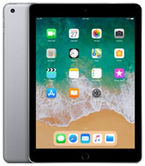 Apple ipad (6th Gen) 128 GB 9.7 Inch with Wifi only ( Space grey )