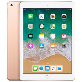 Apple iPad 9.7 24.6 cm (9.7 inch) Tablet ( 128 GB , Gold )