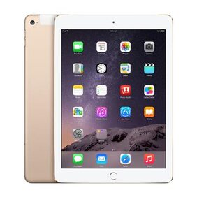 Apple iPad Air 2 With WiFi + Cellular 64GB (24.64 cm (9.7) Gold 2GB)