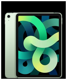 Apple iPad Air (2020) 27.69 cm (10.9 inch) 64 GB Wi-Fi Only Green