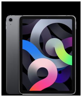 Apple iPad Air (2020) 27.69 cm (10.9 inch) 64 GB Wi-Fi Only Space Grey