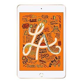 Apple iPad Mini MUQY2HN/A 7.9 inch 64 GB Wifi only ( Gold   2019 Model )