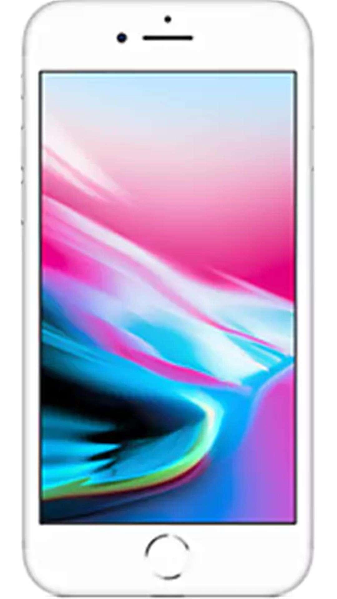 एप्पल आईफ़ोन 8 64 जीबी (सिल्वर)