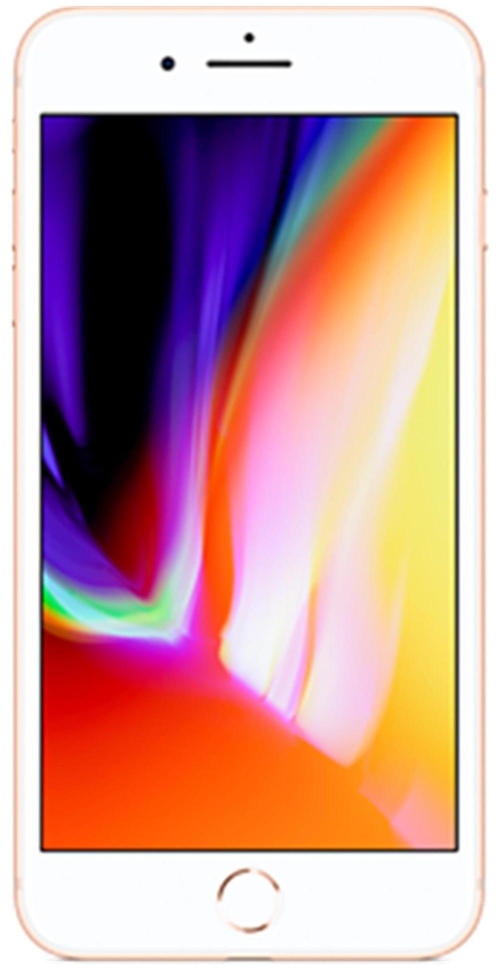 एप्पल आईफ़ोन 8 प्लस 64 जीबी (गोल्ड)