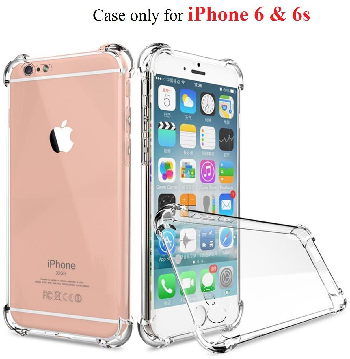 BIG CAT TPU Back Cover For Apple iPhone 6s & Apple iPhone...