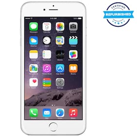 Apple iPhone 6 Plus 16GB Silver (Refurbished : Excellent)