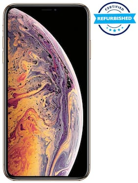 Apple iPhone XS MAX 64GB Gold (Refurbished : Excellent)