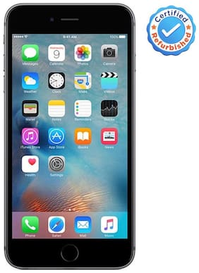 Apple iPhone 6S 16GB Space Grey (Certified Refurbished)