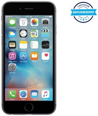 Apple iPhone 6S 16GB Space Grey (Refurbished : Good)