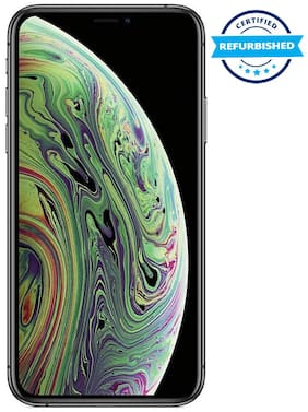 Apple Iphone XS 4 GB 256 GB Space Grey (Refurbished :  Excellent)