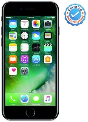 Apple iPhone 7 128GB Jet Black (Certified Refurbished)