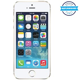 Apple iPhone 5s 1 GB 16 GB Gold (Refurbished : Excellent)