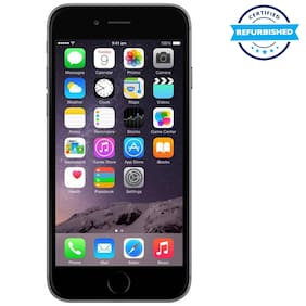 Apple iPhone 6 64 GB Space Grey (Certified Refurbished)