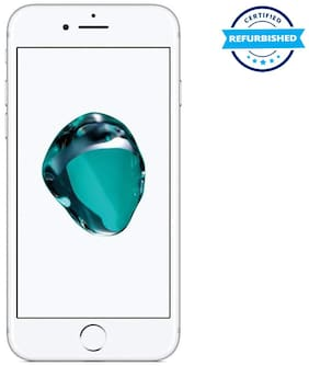 Apple iPhone 7 2 GB 32 GB Silver (Refurbished : Excellent)
