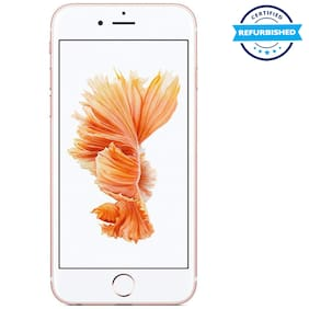 Apple iPhone 6s 2 GB 32 GB Rose Gold (Refurbished : Excellent)