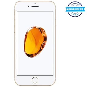 Apple iPhone 7 2 GB 128 GB Gold (Refurbished : Excellent)