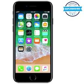 Apple iPhone 7 32 GB Jet Black (Refurbished : Good)