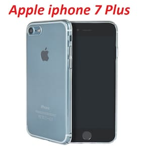 Apple iphone 7 Plus Transparent Cover