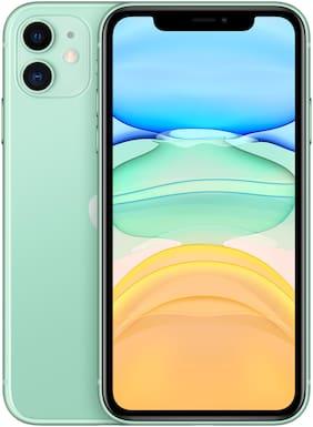Apple iPhone 11 256 GB Green(Includes Earphone & Adapter)