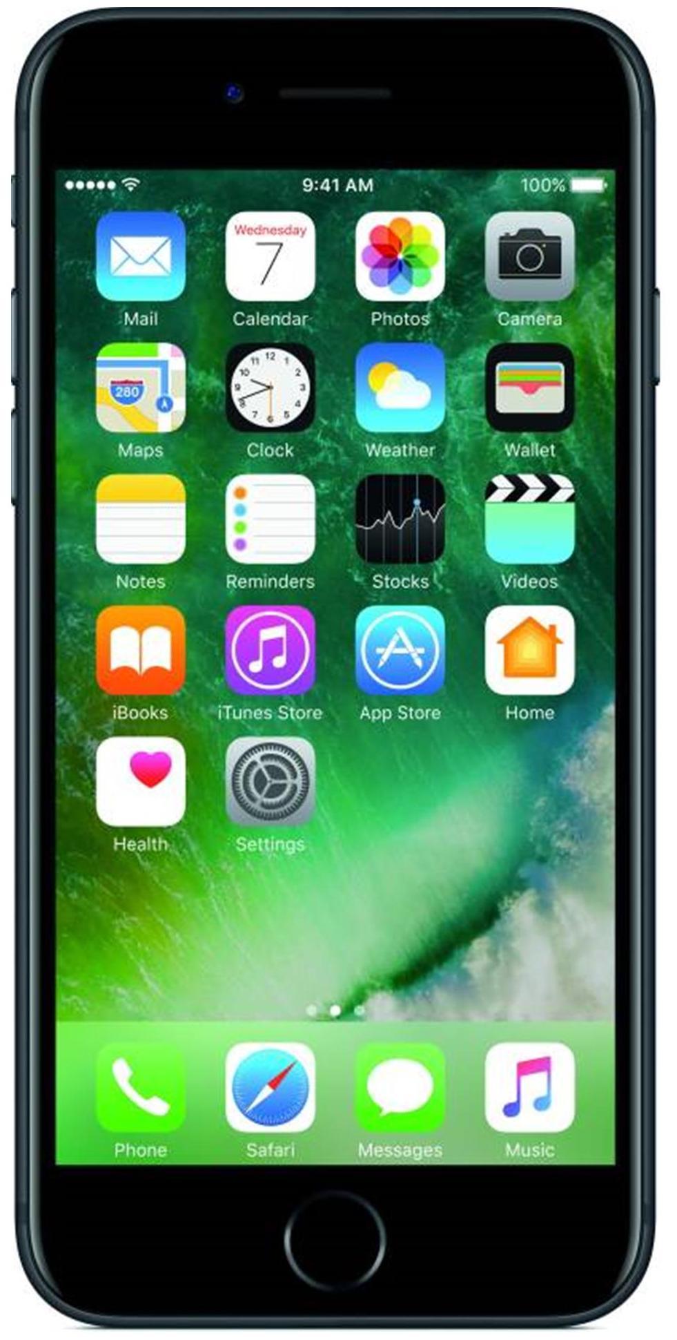 ऐप्पल आईफोन 7 - 32 जीबी (ब्लैक)