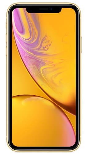 Apple iPhone XR 128 GB (Yellow)