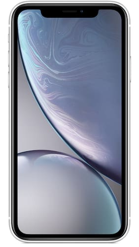 Apple iPhone XR 128 GB (White)