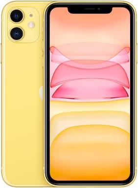 Apple iPhone 11 128 GB Yellow