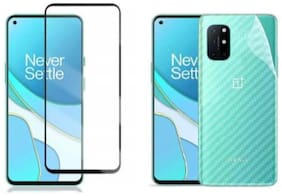 APYLOOK Combo [Tempered Glass + Skin] for OnePlus 8T